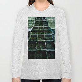 Green Path Long Sleeve T-shirt