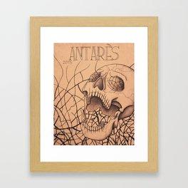Antarès Framed Art Print
