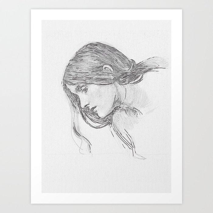 Beauty is everywhere 002 Art Print