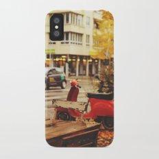 In berlin II iPhone X Slim Case