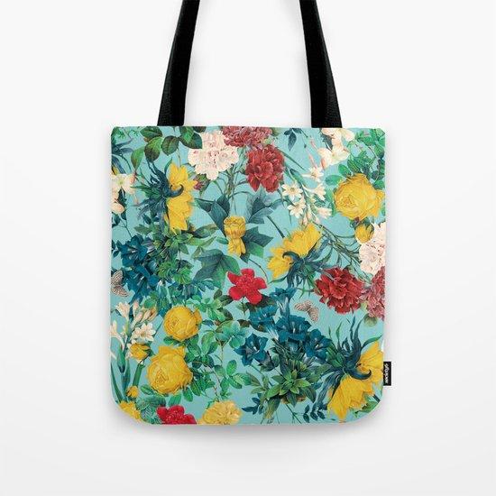 Summer Botanical III Tote Bag
