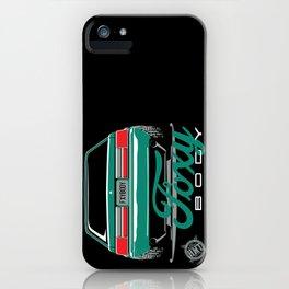 Foxy Body iPhone Case