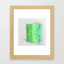 Urban Rain IV Coffee Mug Modern Art Prints Framed Art Print