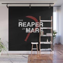 The Reaper of Mars Wall Mural