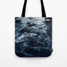 Salt Water Study Tote Bag