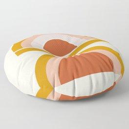 Last Rainbow Floor Pillow