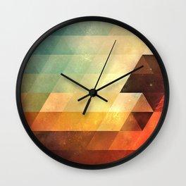lyyt lyyf Wall Clock