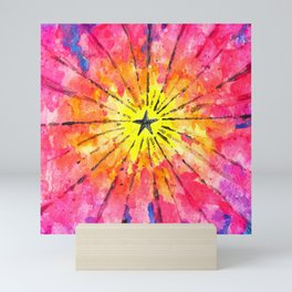 Shining Star Mini Art Print