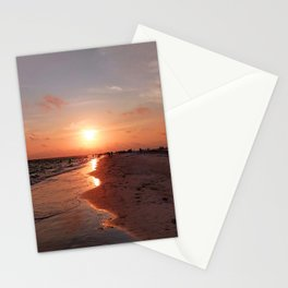 Siesta Key Sunset Stationery Cards