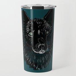 Totem Romeo the wolf Travel Mug