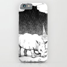 Rhino during Midnight in Paris Slim Case iPhone 6s