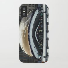 bean to cloud-gate recently? iPhone X Slim Case