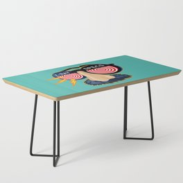 X-Ray Beaglepuss Specs Coffee Table