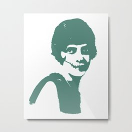 Maxine Metal Print