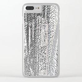 PiXXXLS 118 Clear iPhone Case