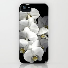 Jessica's Orchids iPhone Case