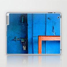 Locked Laptop & iPad Skin