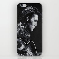 elvis iPhone & iPod Skins featuring Elvis by JeleataNicole