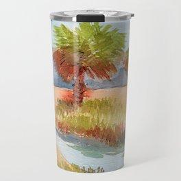 Ranch Palms Travel Mug