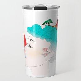 Japan Lover!! Travel Mug
