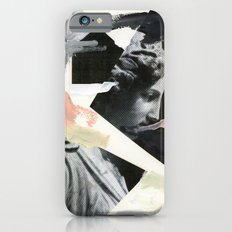 Untitled (Painted Composition 3) Slim Case iPhone 6s