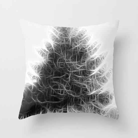 sexy Sadie Throw Pillow