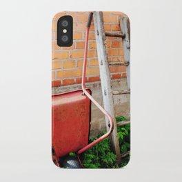 Abandoned XVIII iPhone Case