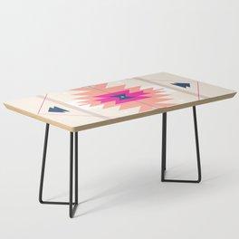 Kilim Inspired Coffee Table