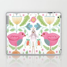 Garden Folk Laptop & iPad Skin