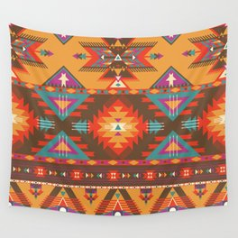 Aztec 1 Wall Tapestry