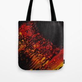 Firestorm Tote Bag