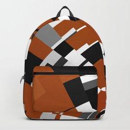 Bending Rectangles Backpack