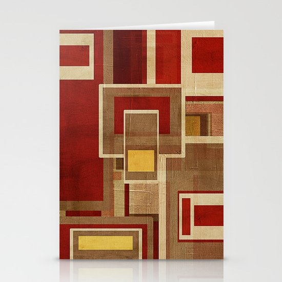 Textures/Abstract 93 Stationery Cards