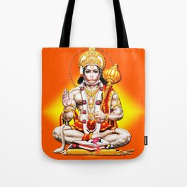 Hindu - Hanuman 2 Tote Bag