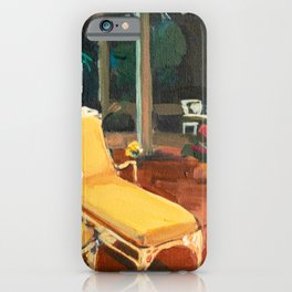 Golden Girls Lannai iPhone Case