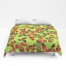 ACID & OAK, pattern by Frank-Joseph Comforters