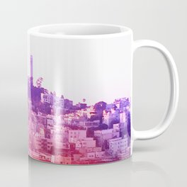Crayola Skyline Coffee Mug