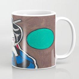 The Chubby Geisha  Coffee Mug