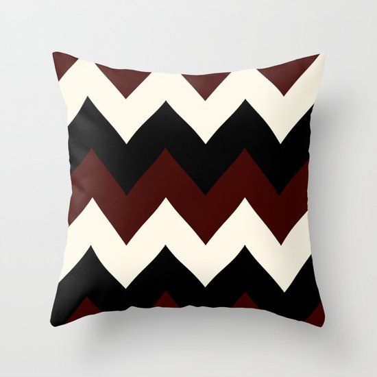 Oxfords & Button Ups Throw Pillow
