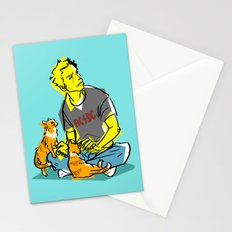 cas n' cats Stationery Cards