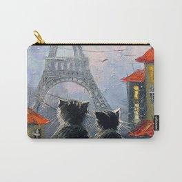 Parisians Carry-All Pouch