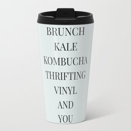 And You Travel Mug