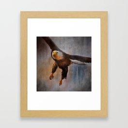 Fast Exit Framed Art Print