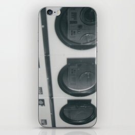 Launderette iPhone Skin