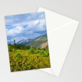 High Country Rainbow Stationery Cards