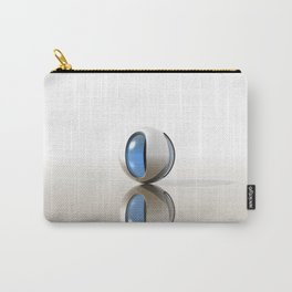 Reflections of A UFO Carry-All Pouch
