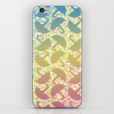 Under my Umbrella! iPhone & iPod Skin