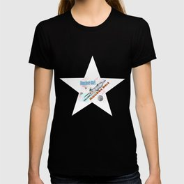 Rocket Girl with Star T-shirt