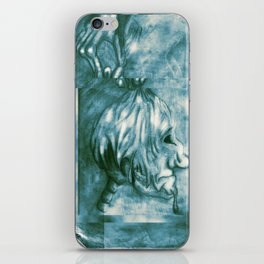 &fume iPhone Skin