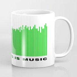 Music Everywhere Coffee Mug